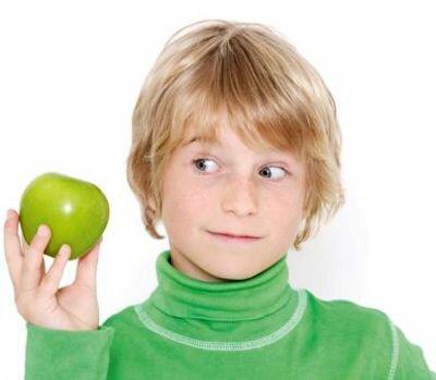 Анемия железодефицитная у детей