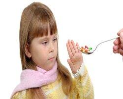 Лечение антибиотиками детей