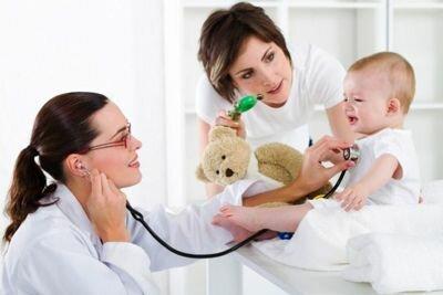 Диспепсия у детей
