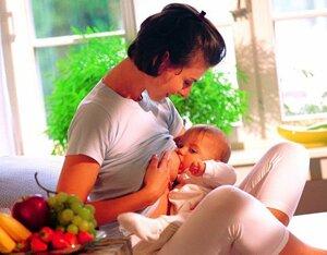 Влияние лактации на здоровье ребенка