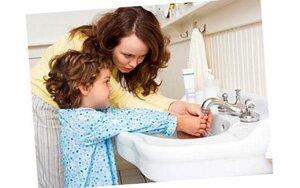 Болезни грязных рук у детей