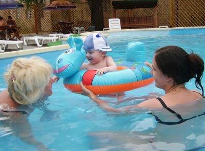 Преимущества отдыха с детьми
