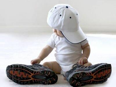 У ребенка потеют ноги