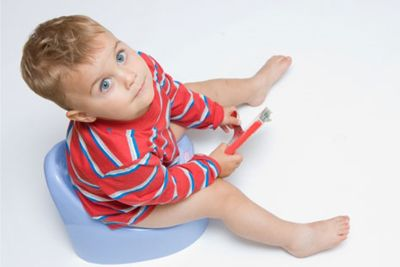 Трещины заднего прохода у ребенка