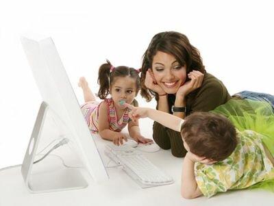 Совместное воспитание ребенка мамой и няней