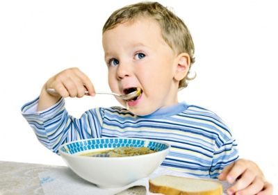 Правильное питание – залог здоровья детских зубов