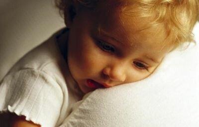 Арахноидит у ребенка
