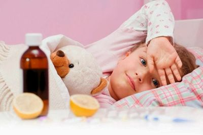вылечить простуду у ребенка
