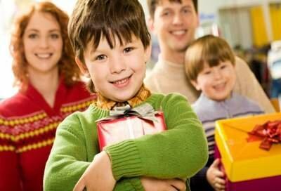 Что подарить ребенку 7 лет?